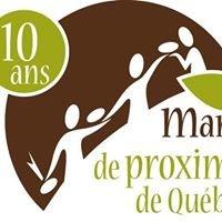 Marché de proximité de Québec