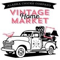 Alaska Chicks Vintage Home Market