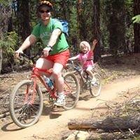 The Paulina Plunge Downhill/Waterfall Mt. Bike tour