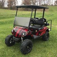 Tanner Thomann Golf Carts