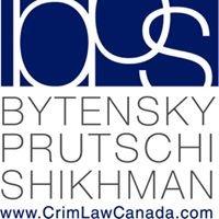 Bytensky Prutschi Shikhman, Criminal Litigation