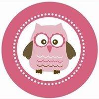 Crafty Pink Owl