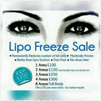 Wigan Lipo Freeze & Ultherapy Specialist