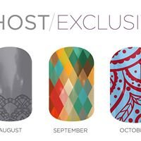 Classy Colors Jamberry Nails