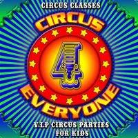 Circus 4 Everyone, Circus School &  Party Venue 4 Kids!