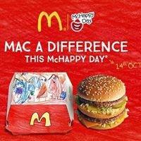McDonalds Chinchilla