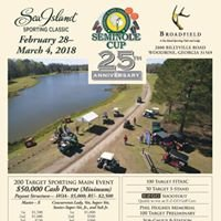 SEMINOLE CUP SPORTING CLAYS TOURNAMENT
