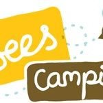 Bees Camping