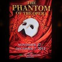 Phantom Of The Opera Theater @ The Venetian Hotel & Casino