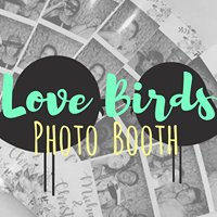 Love Birds Photo Booth