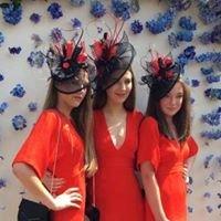 Wedding Hats at Bow
