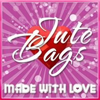 Made with love - Jute bags