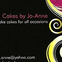 Cakes by Jo-Anne