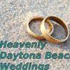 Heavenly Daytona Beach Weddings