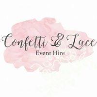 Confetti & Lace