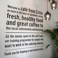 Cafe from Crisis LDN
