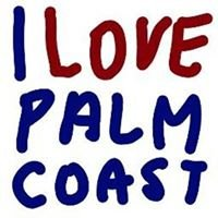 I Love Palm Coast