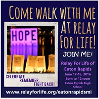 Eaton Rapids Relay For Life