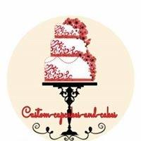 Custom cupcakes and cakes jijel