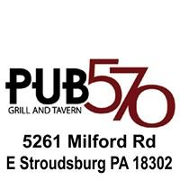 Pub 570 Grill and Tavern