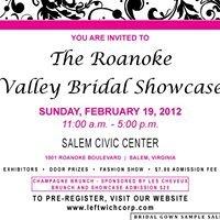 The Roanoke Valley Bridal Showcase