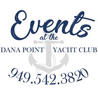 Dana Point Yacht Club - Private Events