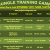 Jungle Training Camp -Summer Camps