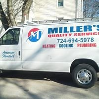 Miller's Quality Service Inc.