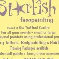 Starfish Facepainting