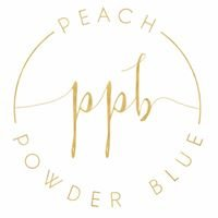 Peach Powder Blue