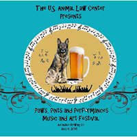 Paws, Pints and Performances Music and Art Festival