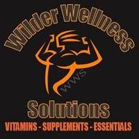 Wilder Wellness Solutions