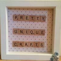 Pretty Unique Crafts