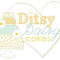 Ditsy Daisy Cakes