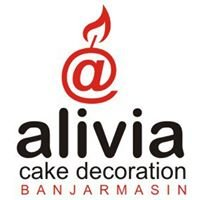 Alivia Cake Decoration Banjarmasin