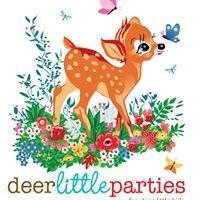 Deer Little Parties