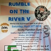 Rumble on the River Karate Tournament