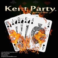 Kent Party Casino Hire #Bookthebest