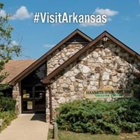 Arkansas Welcome Center at Mammoth Spring