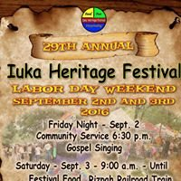 Iuka Heritage Festival