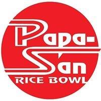 Papa San Rice Bowl