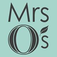 Mrs O's Pop-Up Tearoom