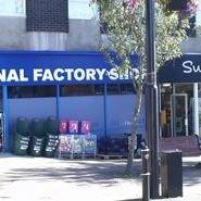The Original Factory Shop Saltash