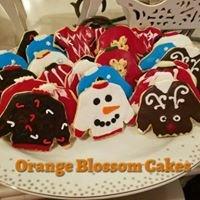 Orange Blossom Cakes