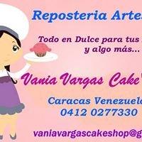 Vania Vargas Cake's Shop (Mi Dulce Tentación)