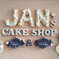 jan's cake shop