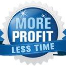 More Profit Less Time