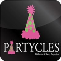 Partycles Balloons & Party Supplies
