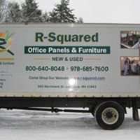 R-Squared Office Panels & Furniture