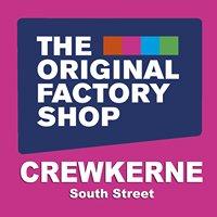 The Original Factory Shop - Crewkerne